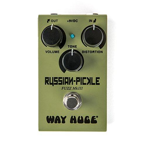 Way Huge Fuzz Guitar Effect Pedal WM42