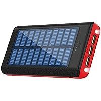 Kenruipu Q90-5 25000mAh Portable Power Bank with 3 USB Charging Ports