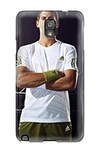 Alex D. Ulrich's Shop Defender Case With Nice Appearance (novak Djokovic Pictures) For Galaxy Note 3 8944297K81554876