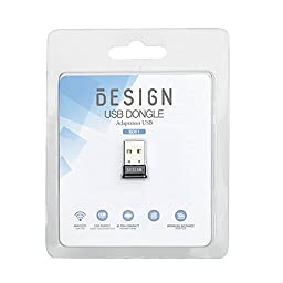 BESIGN BD01 Bluetooth 4.0 USB Plug and Play Dongle Adapter for PC