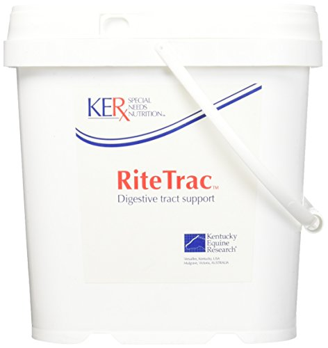 KENTUCKY EQUINE RESEARCH Rite Trac Horse Feed Supplements, 3 KG by Kentucky Equine Research