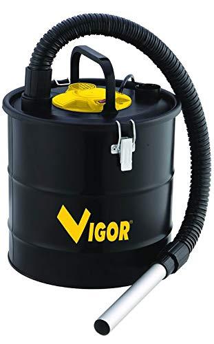 Vigor Aspir-EL 600 Bidone Aspiracenere Viglietta Group 99332-08