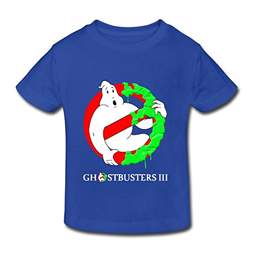 Agent Yellow T-shirt (New Lifestyle Toddler's Ghostbusters Unisex Short Sleeve T-shirt (2-6)