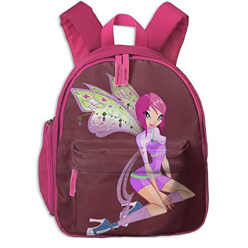 Baby Toddler Child Kid Occation Winx Club Preschool Schoolbag Shoulder Bags]()