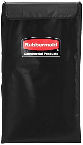Rubbermaid Commercial Products X-Cart Tas Zwart 150 L 1871645