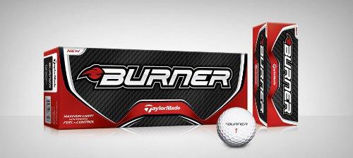TaylorMade Burner 2012 Golf Balls (12 Pack), Outdoor Stuffs