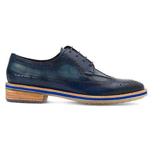 new products d65c2 8a68c Hardy Mens Evan Oxfords Skor Blå ...