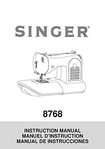 8768 singer - 2