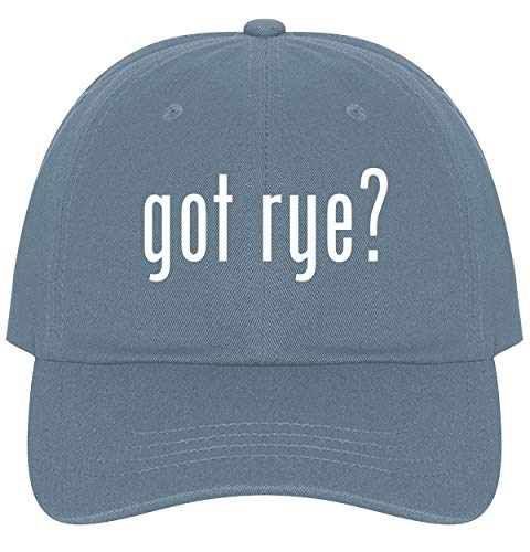 The Town Butler got rye? - A Nice Comfortable Adjustable Dad Hat Cap, Light Blue