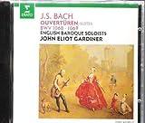 Bach: Orchestral Suites 3 & 4 Gardiner