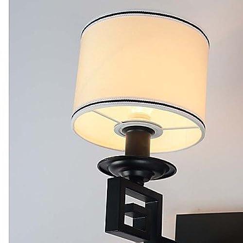 Création Wall Tissu Lamp Lampe Moderne Murale Luminaire rCtBhQdxs