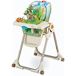 Green High Chairs