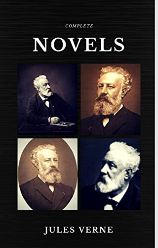 Jules Verne: The Classics Novels Collection  (Quattro Classics) (The Greatest Writers of All (Quattro Collection)