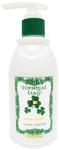 - Donegal Bay NCAA Notre Dame Fighting Irish Body Lotion with Pump