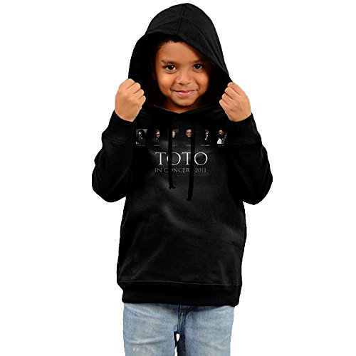 Unisex Toto Band All Members Poster Concert 100% Cotton Hoodie