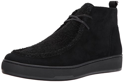 Calvin Klein Men's Nero Sneaker, Black, 9.5 Medium US by Calvin Klein