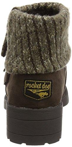 Rocket Dog Tobie, Botines para Mujer Marrón - Brown (Coast/Charlie Brown)
