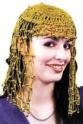 Costume Accessory: Headpiece Egyptian Gold
