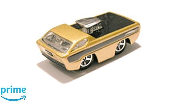 Hot Wheels Tooned Deora gold 1:64
