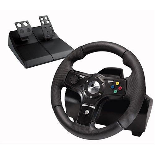 Logitech Xbox DriveFX Axial Feedback Wheel
