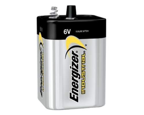 Energizer Industrial Alkaline Lantern Battery