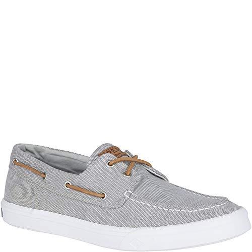 Sperry Men's Bahama II Baja Sneaker, Grey, 130 Medium US