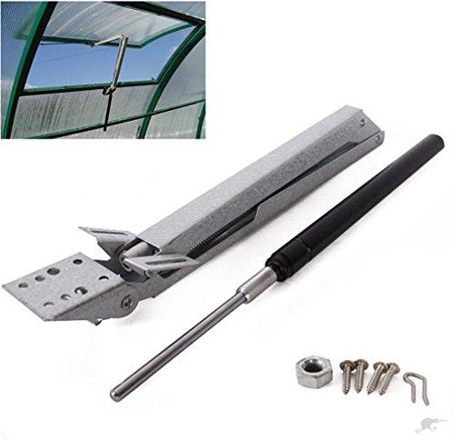 Automatic Window Opener,Fheaven Autovent Automatic Window Roof Vent Opener Auto Vent Kit for Greenhouse (Kit Grow Vent Auto)