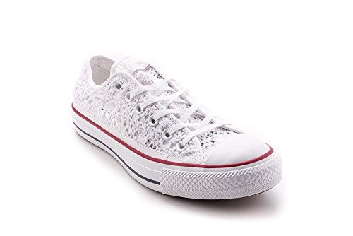 Speciality 549314c Taylor Ox Optic Converse Mixte Chuck White Adulte wqvpaat
