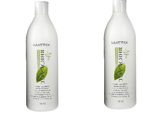 Matrix Biolage ColorLast Shampoo and Conditioner 33.8 Ounce Set With Pumps