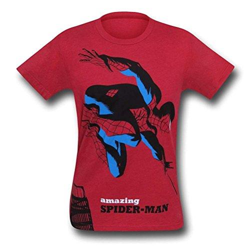 Spiderman Stylized T-Shirt- Small