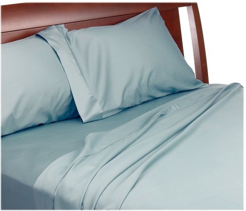 UPC 030473074000, Wamsutta 300-Thread-Count Egyptian Sateen Twin Flat Sheet, Delft