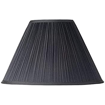 Square Curved Black Lamp Shade 6x11x9 75 Spider