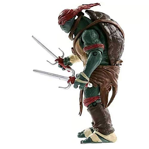4 Tortugas Ninja Mutantes Adolescentes   Variante Times Comic Doll   Modelo De Juguete Para Niños   15cm,OneColor-15cm