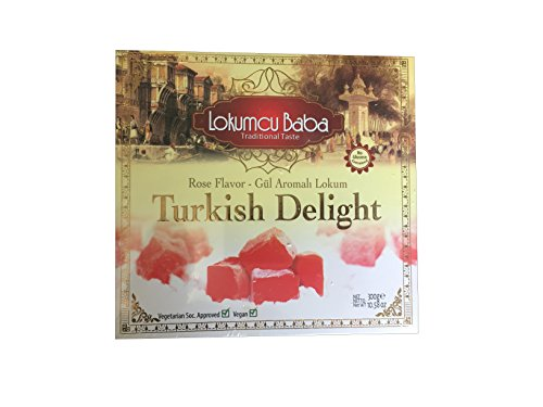 Turkish Delight Confectionery Gourmet Dessert product image
