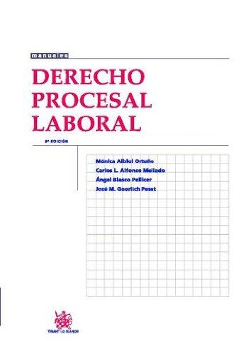 Descargar Libro Derecho Procesal Laboral José María