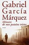 Mémoire de mes putains tristes par Márquez
