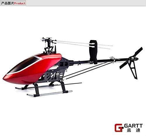 GARTT 550 FBL TT 2.4GHz 3D Torque Tube Helicopter fits Align Trex 550 Cnc Tail Servo Mount