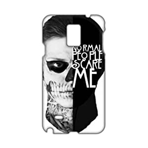 Evil-Store normal people scare walkers 3D Phone Case for Samsung Galaxy Note4