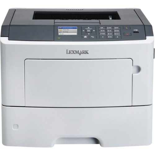 UPC 734646458016, Lexmark MS510DN Laser Printer - Monochrome - 1200 x 1200 dpi Print - Plain Pa