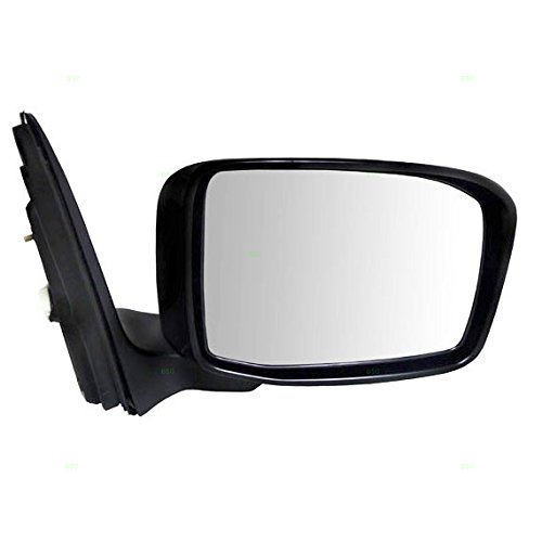 Passengers Power Side View Mirror Heated Replacement for 05-10 Honda Odyssey Van 76200-SHJ-A43ZC