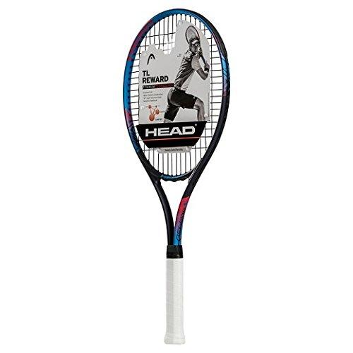 Amazon.com : Head Ti.Reward Pre-Strung Tennis Racquet bundled with a Core Tennis Bag or Backpack : Sports & Outdoors