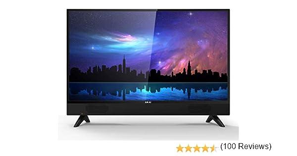 Akai - Modelo AKTV3215 - Televisor de 32 pulgadas TV LED HD, con ...