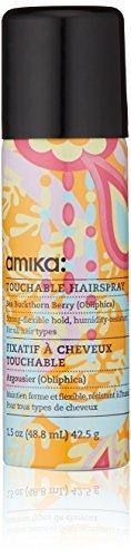 amika Touchable Hair Spray, 1.5 Fl Oz