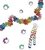 : Fashion Angels Ring Things Glass Bead Jewelry Kit