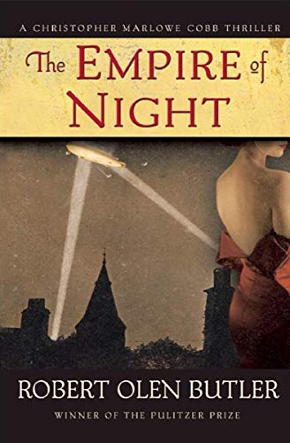 The Empire of Night (Christopher Marlowe Cobb Thriller Book 3)