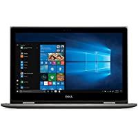 2018 Flagship Dell Inspiron 15 FHD IPS TouchScreen 2-in-1 Convertible Laptop (Intel Core i7-8550U Processor, 16GB RAM, 256GB SSD, Backlit Keyboard,Intel HD, Wifi, Bluetooth, HDMI, Windows 10)