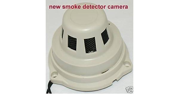 Amazon.com : G2-NEW COVERT SPY SMOKE DETECTOR CCD CAMERA : Camera & Photo