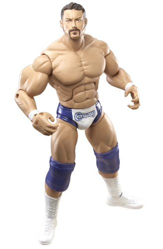 Jakks - Rob Conway - WWE Deluxe Aggression - Series 4