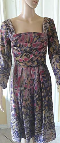 Alberta Ferretti NWT Wool Dress Sz 42 NWT Retail $1410 -