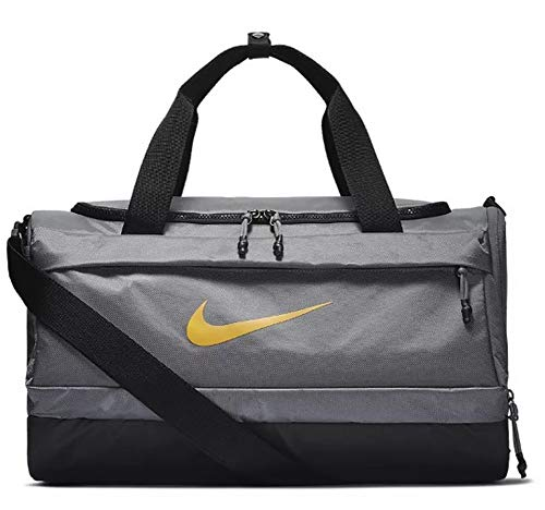 Price comparison product image Nike Vapor Sprint Duffel Bag One Size Gunsmoke / Black / Yellow Ochre BA5558-036